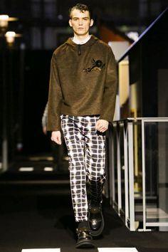 Kenzo Menswear Fall Winter 2014 Paris - NOWFASHION