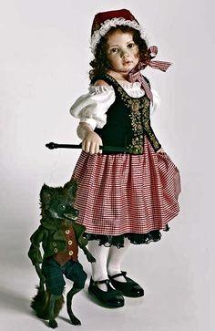 Little Red Riding Hood ... by Hildegard Gunzel