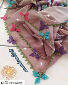 Hand Embroidery Patterns, Kurt, Women, Kaftan, Instagram, Crochet Lace Edging, Caftans, Kaftans, Woman