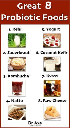 8 Greatest Probiotic