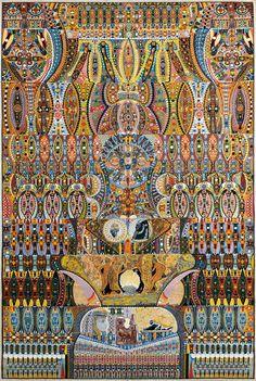 Augustin Lesage spirit art / Sacred Geometry <3