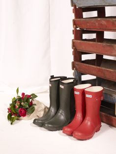 Hunter Wellies at Country House Outdoor: www.countryhouseoutdoor.co.uk
