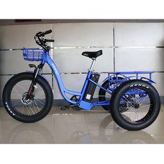 3 Wheel Electric Bike, Electric Tricycle, Electric Vehicle, Three Wheel Bicycle, Tricycle Bike, Third Wheel, Cargo Bike, Bicycle Design, Scooters