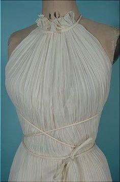 Bob Mackie dress from the 70s
