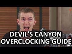 Intel Devil's Canyon & Pentium G3258 Anniversary Edition Overclocking Guide - YouTube