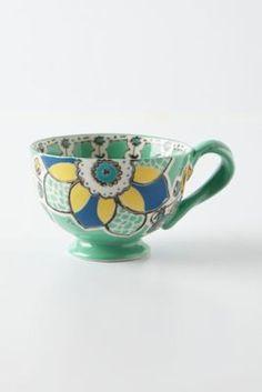 Mugs & Teacups  - Dining & Entertaining - Anthropologie.com