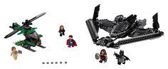 "January 24 2016: LEGO Promo for ""Batman v Superman"""
