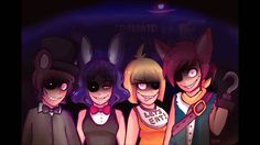 Five Nights At Freddy's Song but Nightcore form and it's quicker