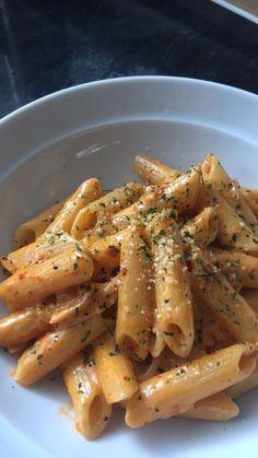 Think Food, I Love Food, Good Food, Yummy Food, Tasty, Cooking Recipes, Healthy Recipes, Pasta Recipes, Healthy Snacks