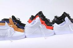 INTRODUCING #CLEARWEATHER #SNEAKERS | Sneaker Freaker