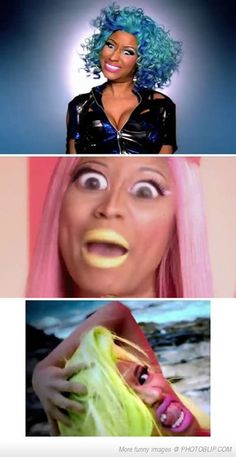 """""""Never Pause A Nicki Minaj Video"""""""