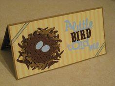 Cricut Crazed Lady: A Little Bird Told Me...
