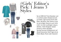 #Girls' Editor's Pick: 1 Jeans 3 Styles