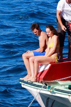 #DakotaJohnson #JamieDornan