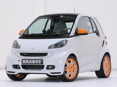 Brabus Smart ForTwo Tailor Made '2009–pr.