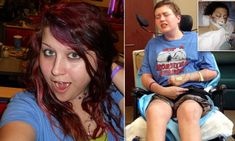 Teen left brain damaged and blind after smoking synthetic marijuana she bought in a gas station
