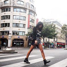 Chiara Biasi @chiarabiasi  #PARIS #welcom...Instagram photo | Websta (Webstagram)