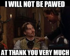 """Tombstone quote """"I will not be pawed at thank you very much."""" Doc Holliday."""