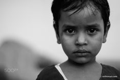 Little girl.. - The girl was so shy, she wont pose until her parents asked her to..