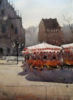 watercolor Frank Eber - Google Search