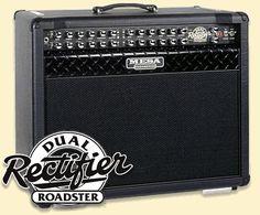 Mesa Boogie Roadster Dual Rectifier Guitar Amp Combo