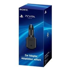 PS VITA Car Adaptor * Check out this great product.Note:It is affiliate link to Amazon.