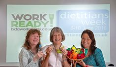 Good food, healthy eating and wellbeing at work are all themes being embraced by Plymouth University as part of National Dietitians Week. 6-10 June.  https://www.plymouth.ac.uk/news/food-for-thought-as-university-embraces-dietitians-week