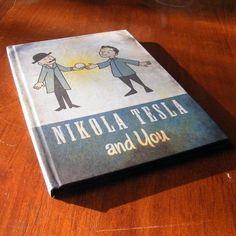 Nikola Tesla and You Notebook