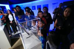 Durante la inauguración de la exposición la secretaria del Medio Ambiente anunció la actualización de datos y museografía en las salas de Taxonomía y Adaptación al Medio Acuático, a partir de julio.