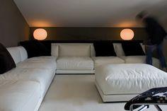 MVI Home - Cinema room - Ernesto Fusco interior designer