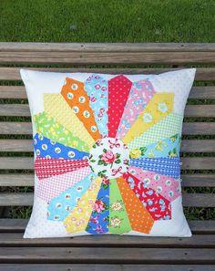 First Blush Dresden Pillow