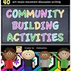 In Community Building Activities, by the2teachers, you will get a huge resource that will take you from the first days of school straight to the en...