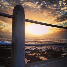 Winter sunsets in Cape Town are the best!