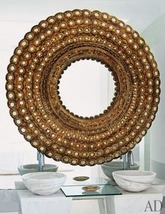 This would be a wow mirror! #mirror
