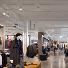 Lival Lean Shoplight | Casalight Led, Houses