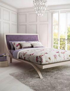http://www.horizonfurniturestore.com/bedroom-furniture/metal-beds.html?brand=190 - Amisco - Furniture - Bedroom - Cleopatra Platform Bed