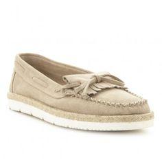 Mocasín flecos masculino piel CREEKS Sperrys, Boat Shoes, Fashion, Loafers For Women, Flat Shoes, Bangs, Footwear, Fur, Moda