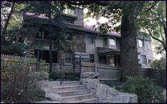 Thomas Hart Benton home, Missouri State Parks, Kansas City, MO