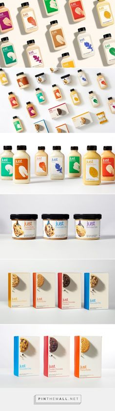 Hampton Creek's 'Just' Packaging Redesign - Packaging of the World - Creative Package Design Gallery - http://www.packagingoftheworld.com/2017/05/hampton-creeks-just-packaging-redesign.html