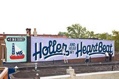 Love Letter   Mural Arts Program