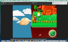 Woodle Tree Adventures by @MalboMX coming soon on iPad! #indiegames #videogames #gamesinitaly