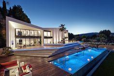 1472Breathtaking new Villa in Son Vida