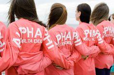 Spirit Jerseys! Regan Shorter Photography  #alphaphi #sisters #aoe