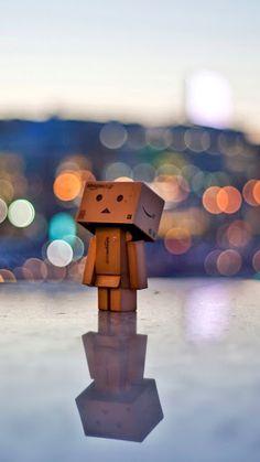 #danbo, #cute, #robot