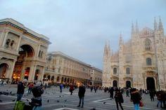 AKINCI 944 - İtalya Milano İzlenimleri I