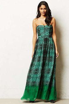 Vernalis Maxi Dress