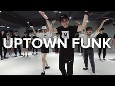 May J Lee Choreography / Uptown Funk Uptown Funk - Mark Ronson (Feat. Bruno Mars) - YouTube
