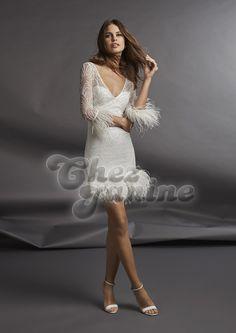 Boutique Chez Janine – Brautmode, Brautkleider und Festmode für Sie und Ihn - Kurz Pronovias, White Dress, Boutique, Dresses, Fashion, Dress, Evening Dresses, Short Bridal Dresses, Baggy Dresses