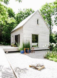 scandinavian summer house, leva husfabrik