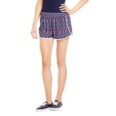 Woven Fashion Short Oxford Blue M - Get unbeatable discounts up to 50% Off at Target with Coupons and Promo Codes.